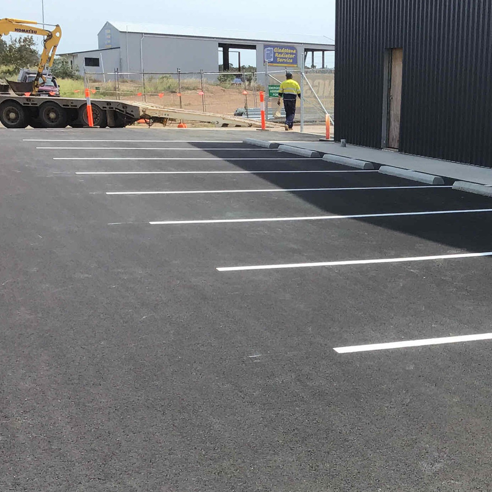 Car Parking, Kerbing, Footpaths and Stormwater