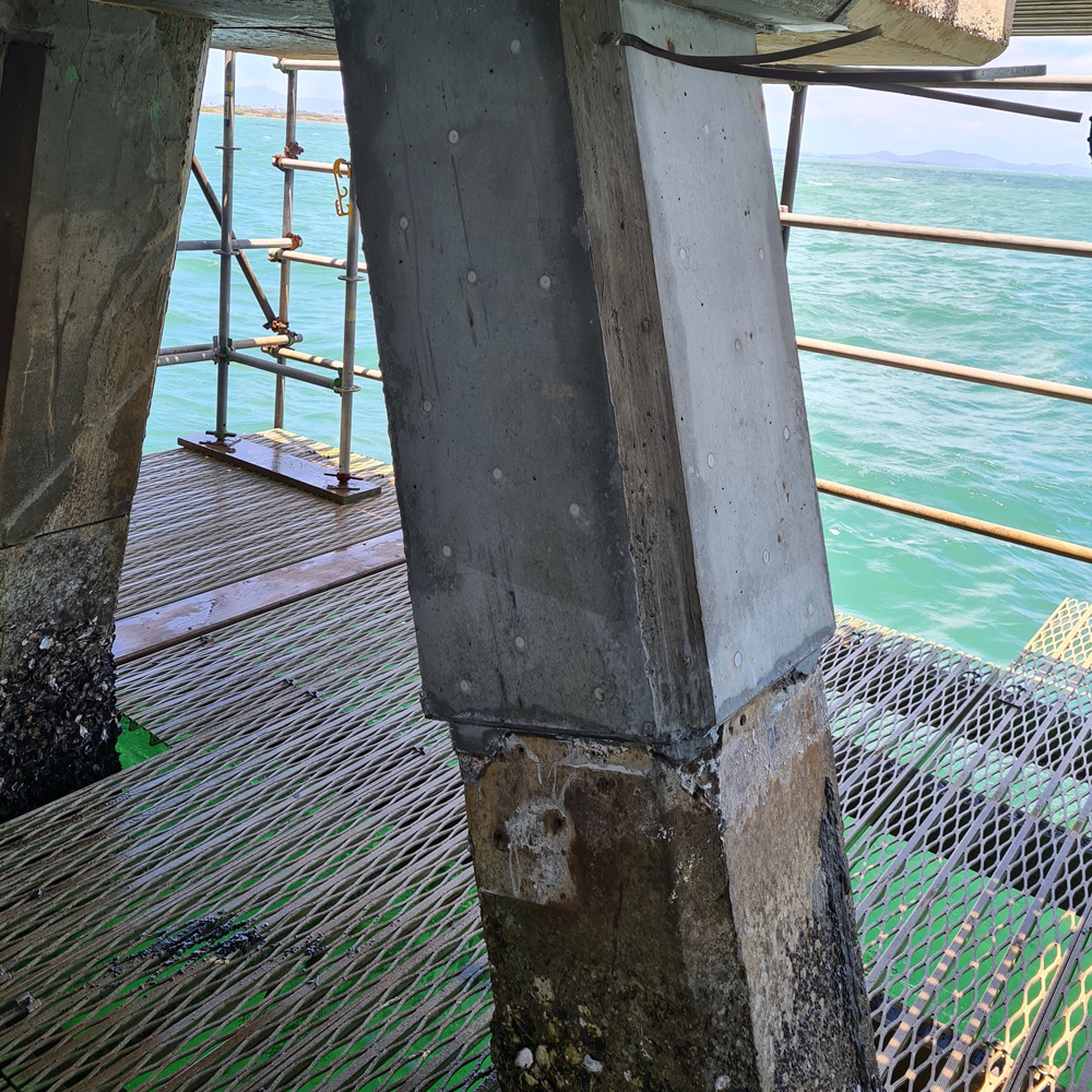 Marine remediation