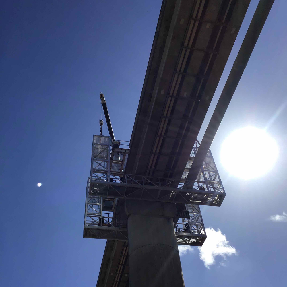 Structural concrete repairs
